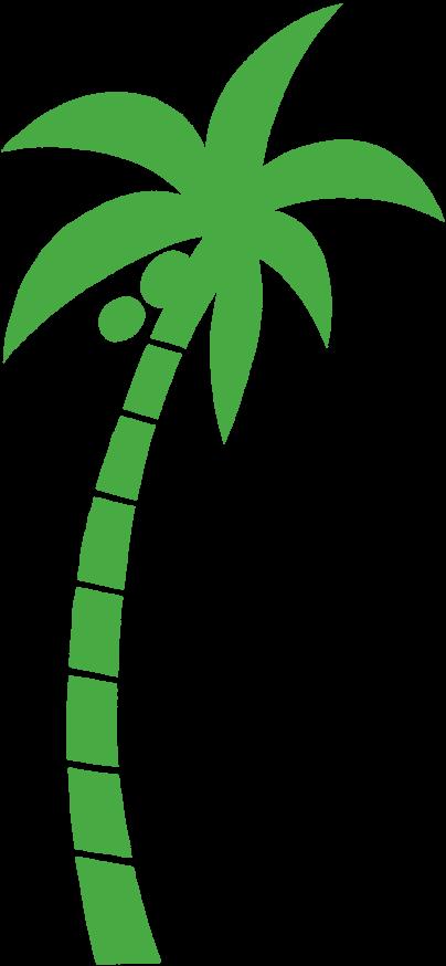 coconut tree animated clipartsco