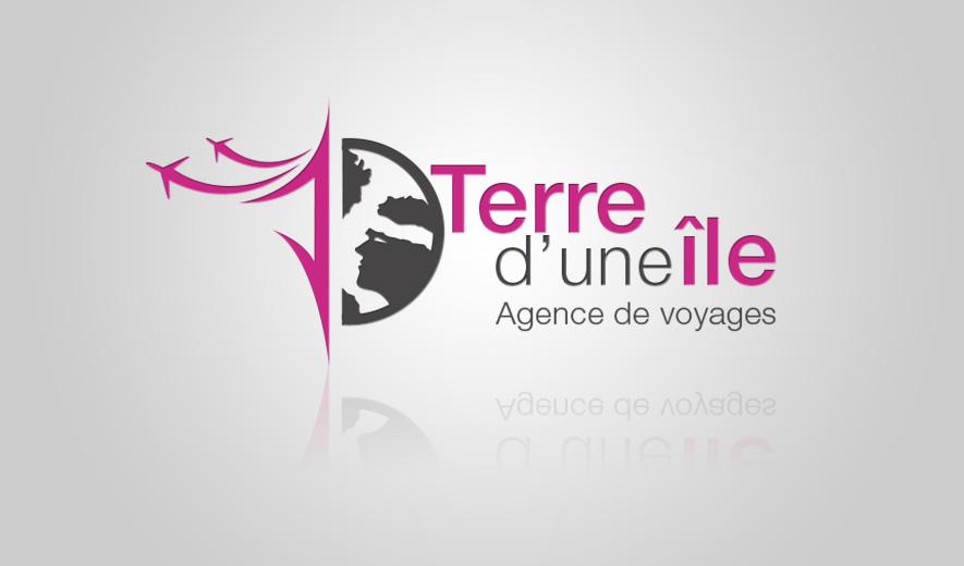 Indian travel agency logo