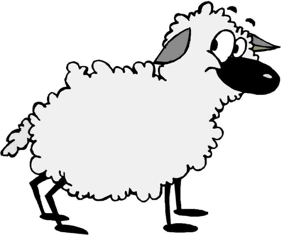 All Cliparts: Sheep Clipart Gallery3