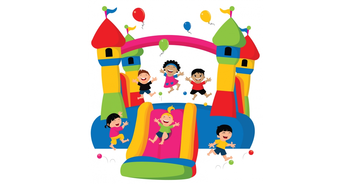 free bounce house clipart - photo #5