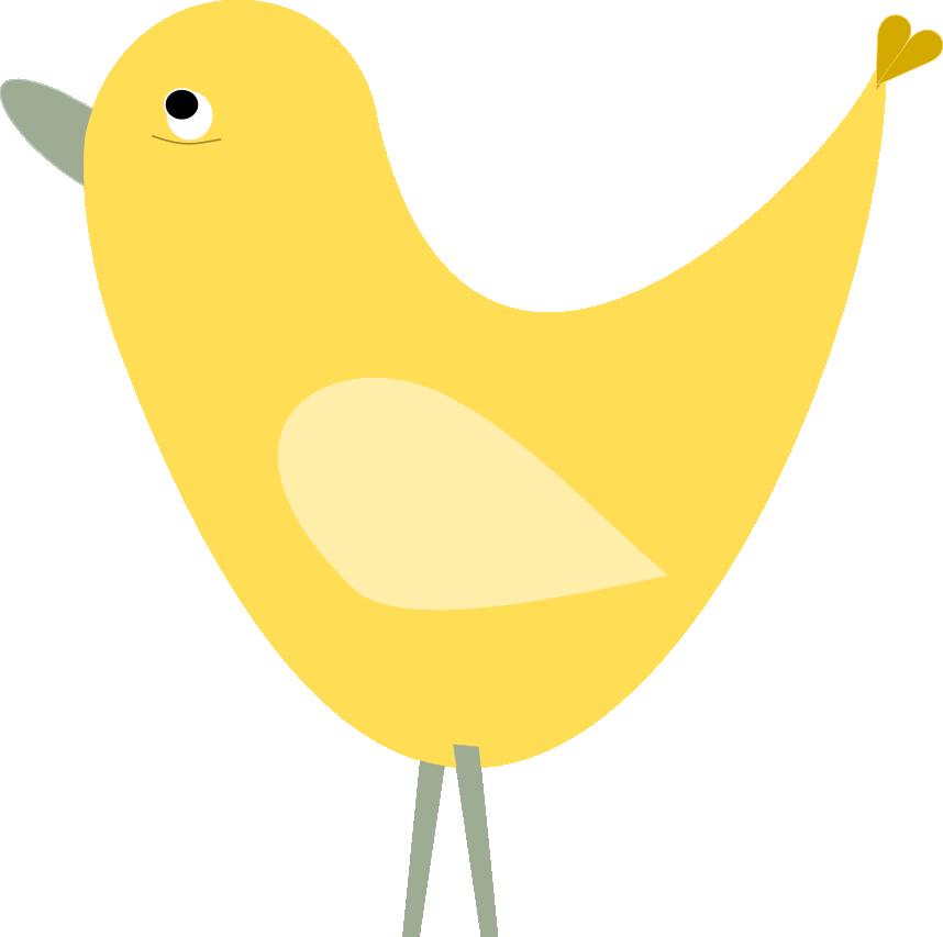 Cute Bird Clip Art - Cliparts.co