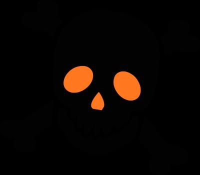 Skull And Cross Bones Clip Art - Cliparts.co
