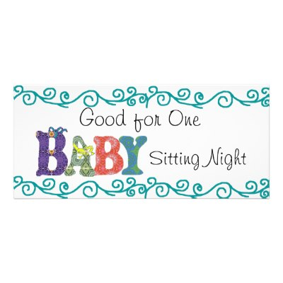 TOP COUPONS | Blog Archive | BABYSITTING COUPON TEMPLATE