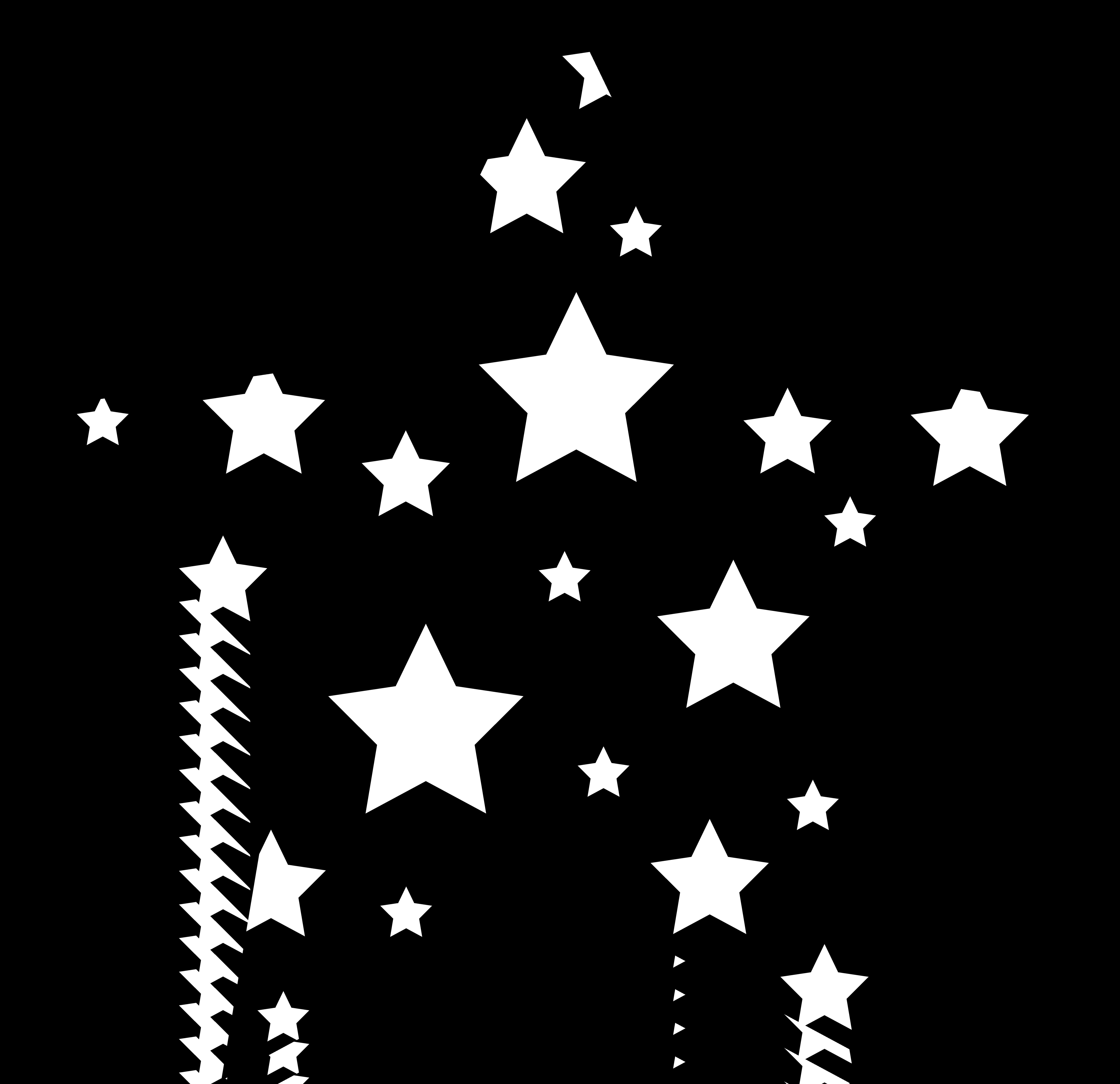 black star borders - photo #36