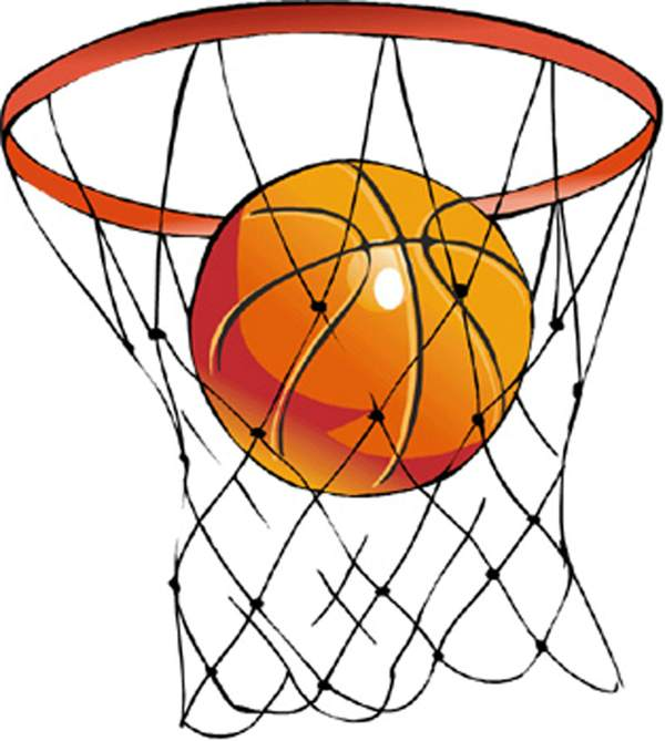 Basketball Clipart - Dr. Odd