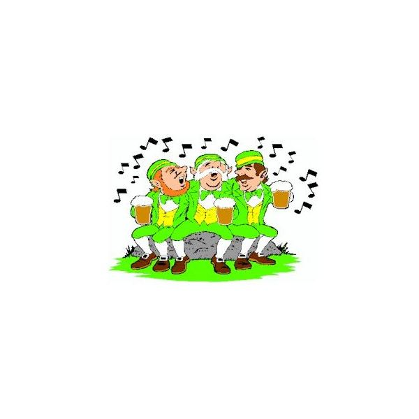 free animated irish clip art - photo #36