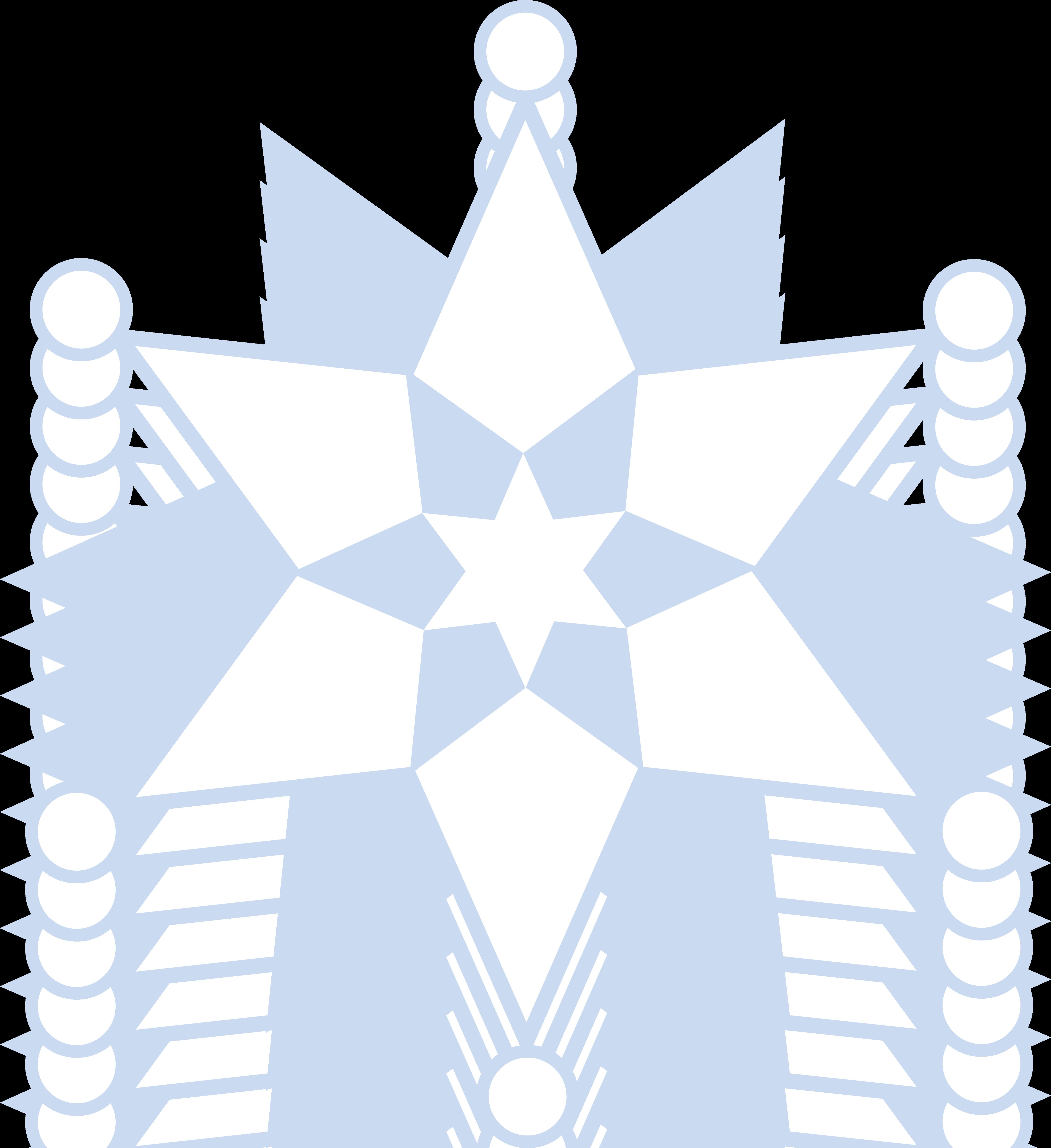 Snowflake Border Clipart - Cliparts.co