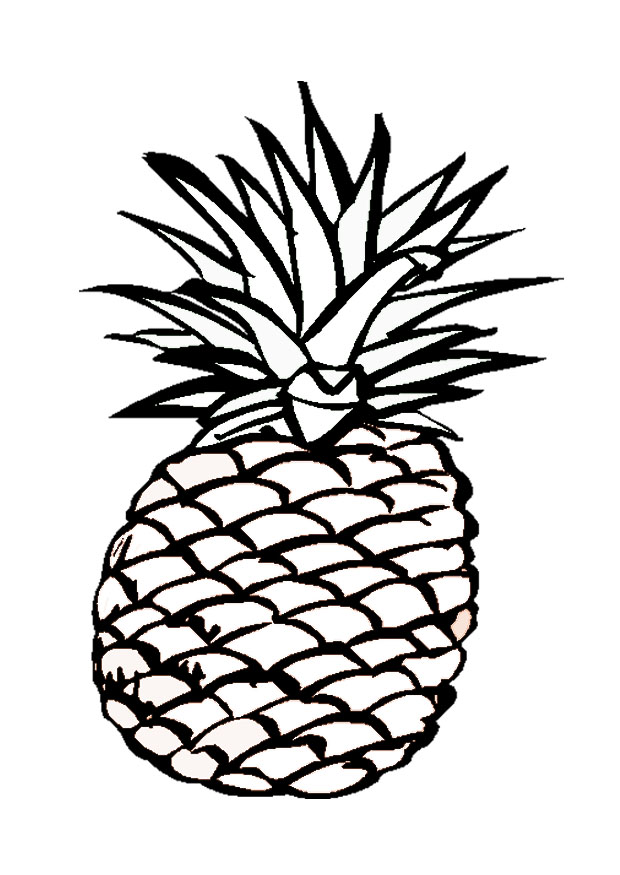 pineapple clip cliparts co