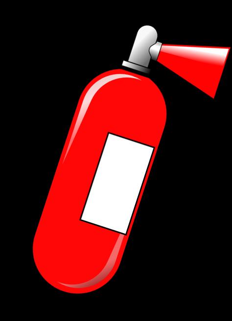 Fire Extinguisher Clip Art - Cliparts.co