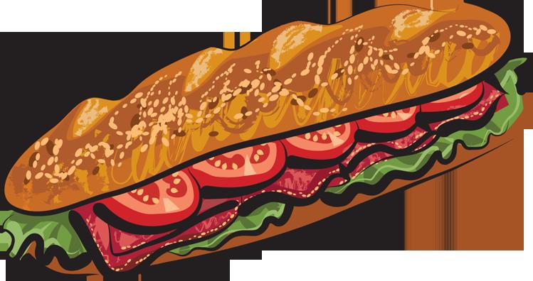 sub sandwich clipart cliparts co sub sandwich clipart free sub sandwich clipart black and white