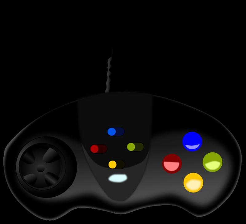 Video Game Controller Clip Art - Cliparts.co