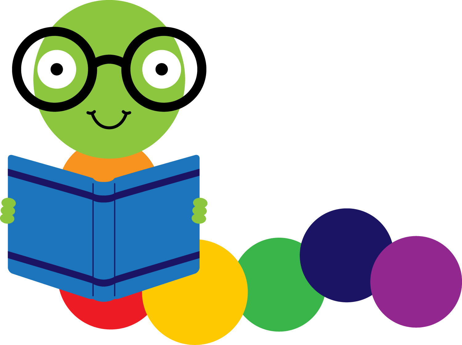 Book Worm Clip Art - Cliparts.co