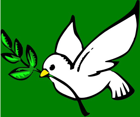 Peace Dove Clipart - Cliparts.co