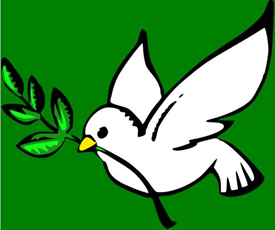 Dove bird peace sign - photo#47