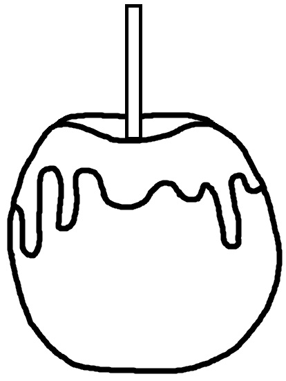 clipart apple pages - photo #36