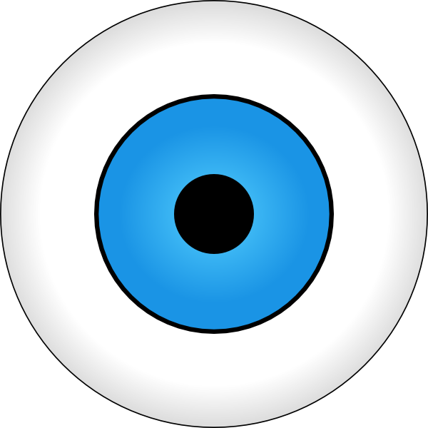 Cartoon Monster Eyes - Cliparts.co