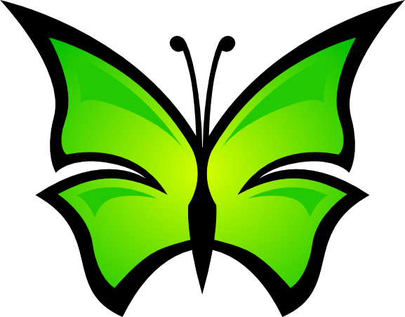 Butterfly Cartoon Clip Art - Cliparts.co