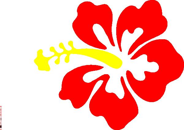 Hawaiian Flowers Clipart - ClipArt Best