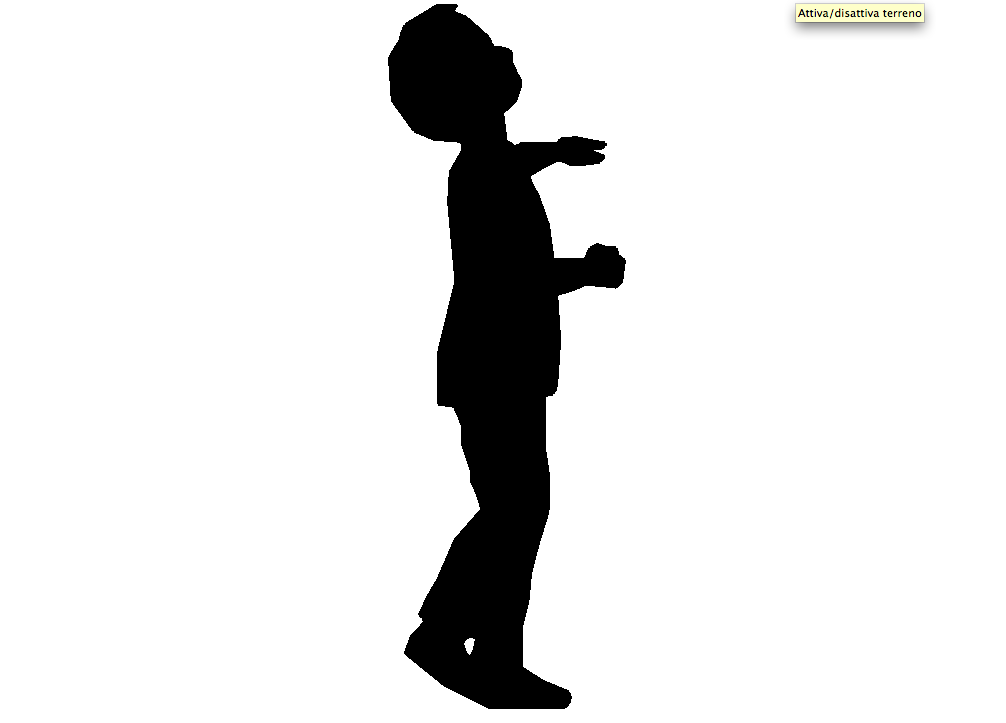 Silhouette Of Boy - Cliparts.co - 22.7KB