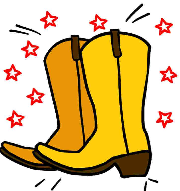 Old West Girls Corona Calfskin Cowboy Boot Round Toe
