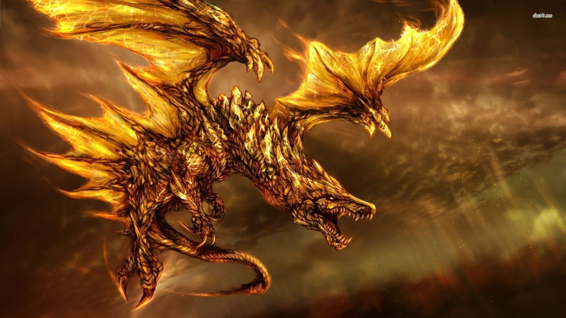 Fire Breathing Dragon Cliparts Co