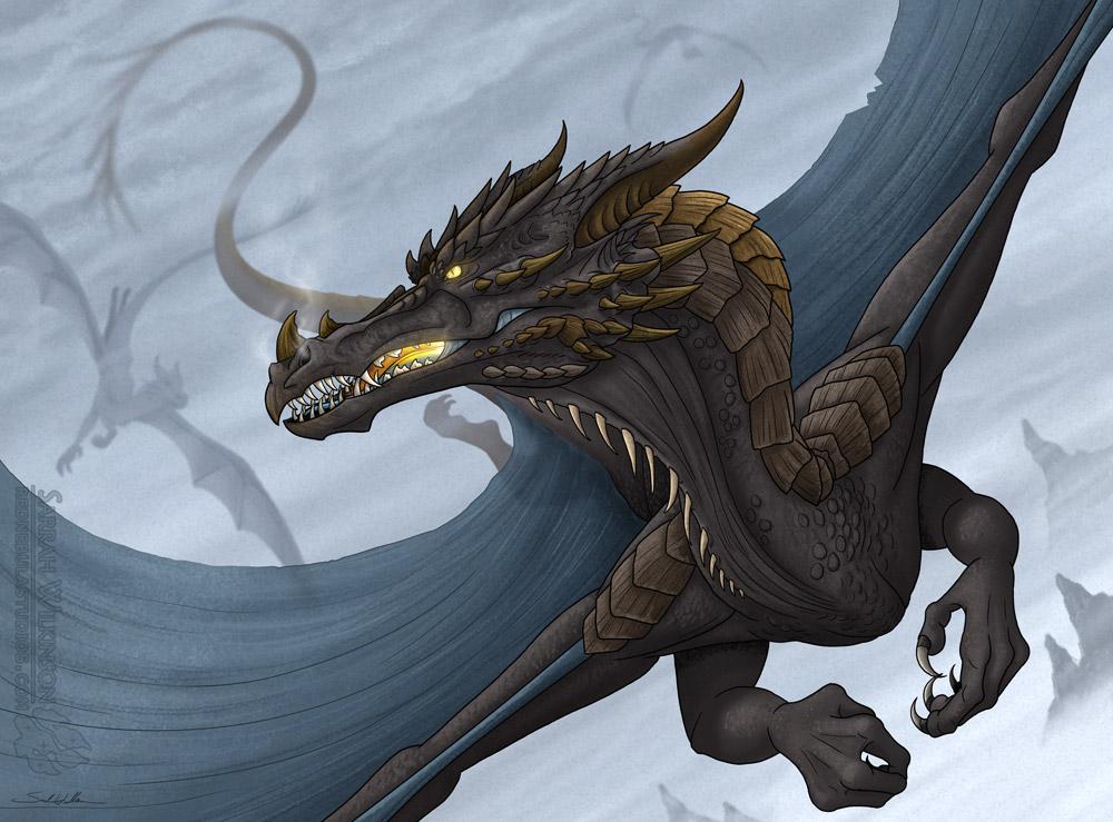 Flying Dragon: Dragon Flying