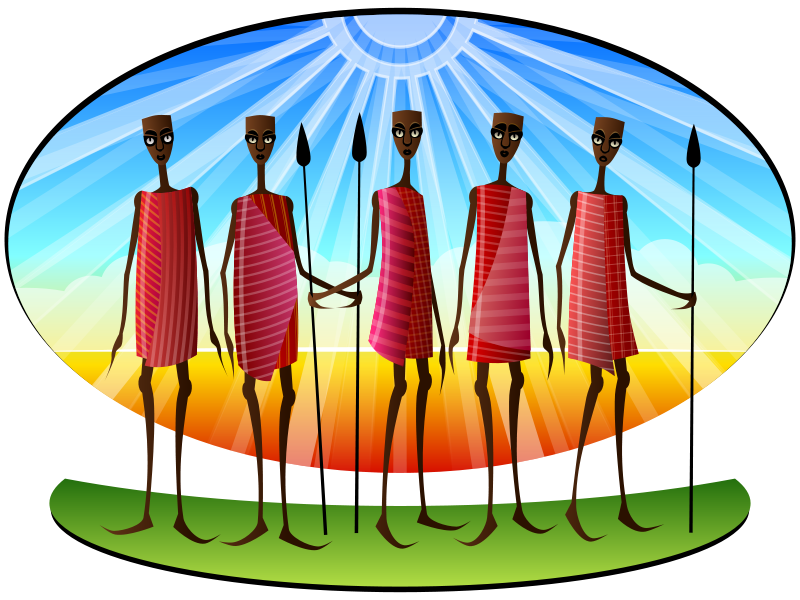 Download Tribal Clipart