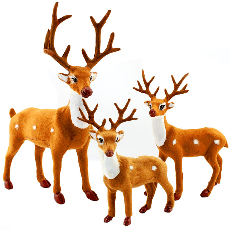 Leather Christmas Decorations