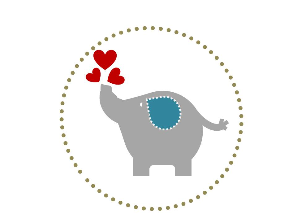 Outline Of A He... Elephant Printable Clipart