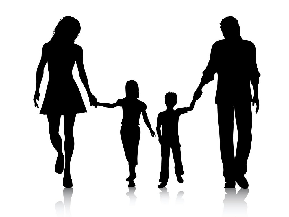 Family Traveling Clip Art Cartoon Family Clip Art | StickyPictures