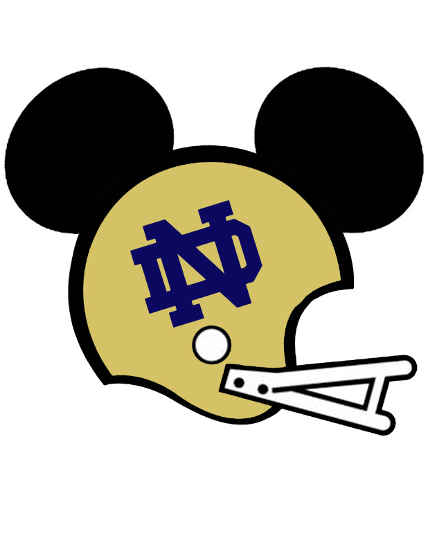Who makes football helmet Mickey ears? - The DIS Discussion Forums ...
