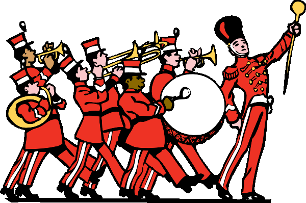 band concert clipart - photo #5