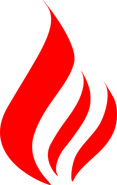 Clipart Flame - Cliparts.co