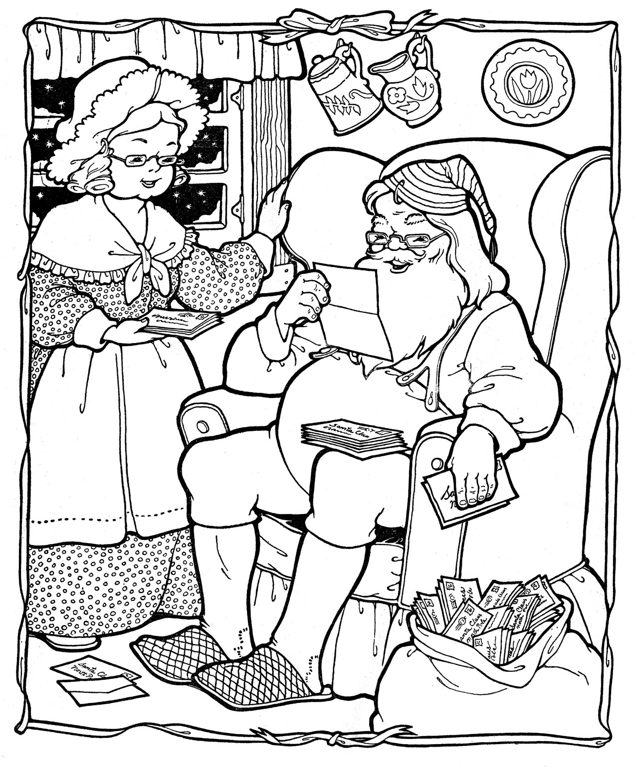Co color painting games - Co Co Coloring Games For Christmas Kids Printable Santa Coloring Page Christmas The Graphics Fairy
