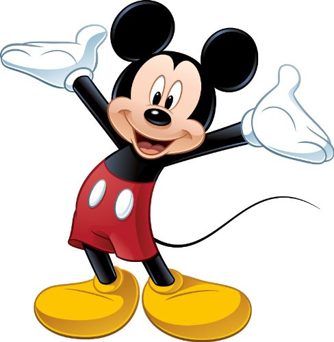 Mickey Mouse Face Clip Art - Cliparts.co