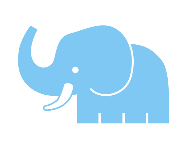 Elephant Graphic - Cliparts.co