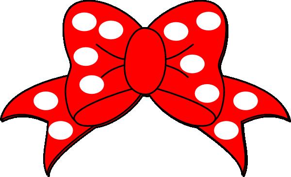Minnie Mouse Bow Clip Art | Clipart Panda - Free Clipart Images