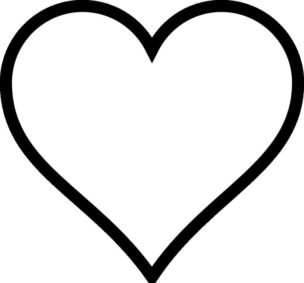 Black Heart Clipart - Cliparts.co