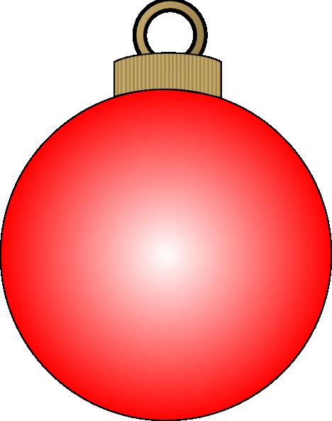 Christmas Bulb Clipart - Cliparts.co
