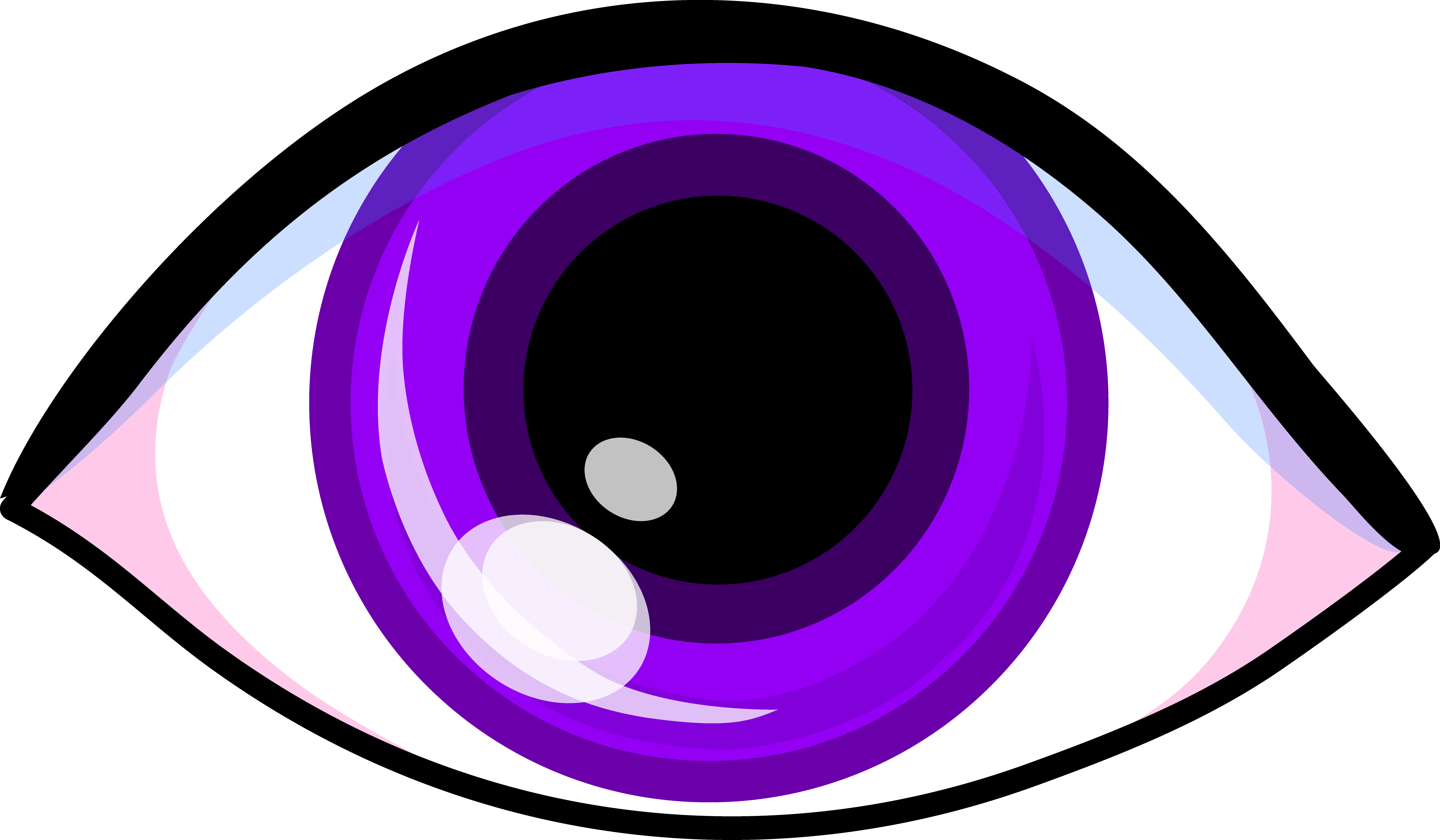 spooky eyes clip art free - photo #15