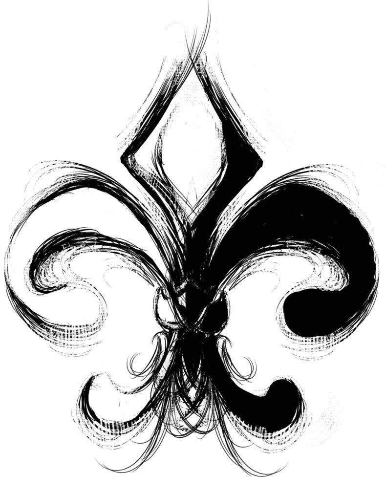 Fleur De Lis Clip Art - Cliparts.co