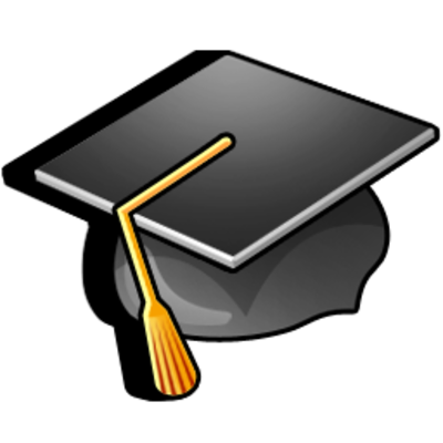 College hat, diploma, graduation, hat, student icon | Icon search ...