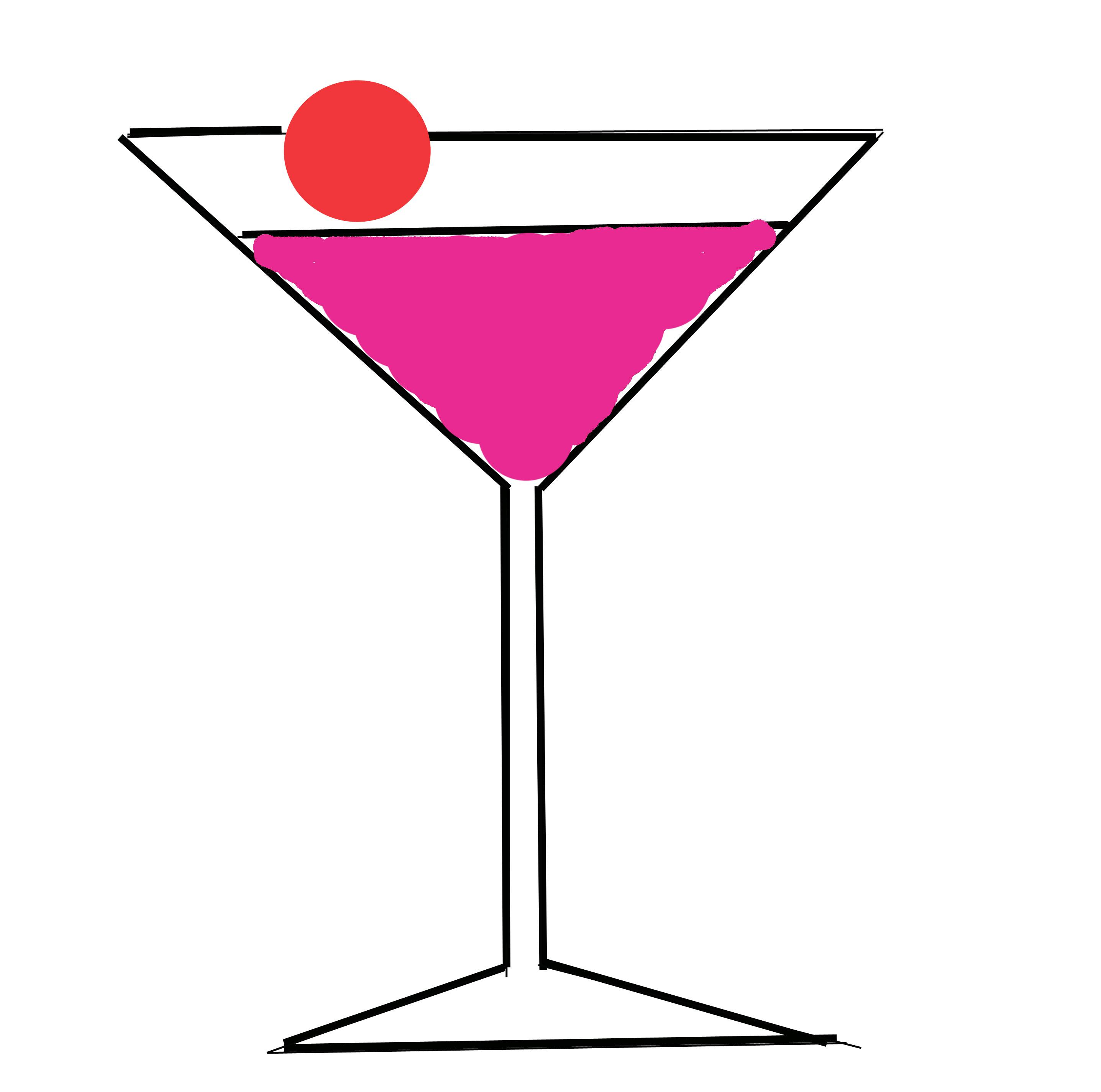 Images For > Bachelorette Martini Glass Clip Art
