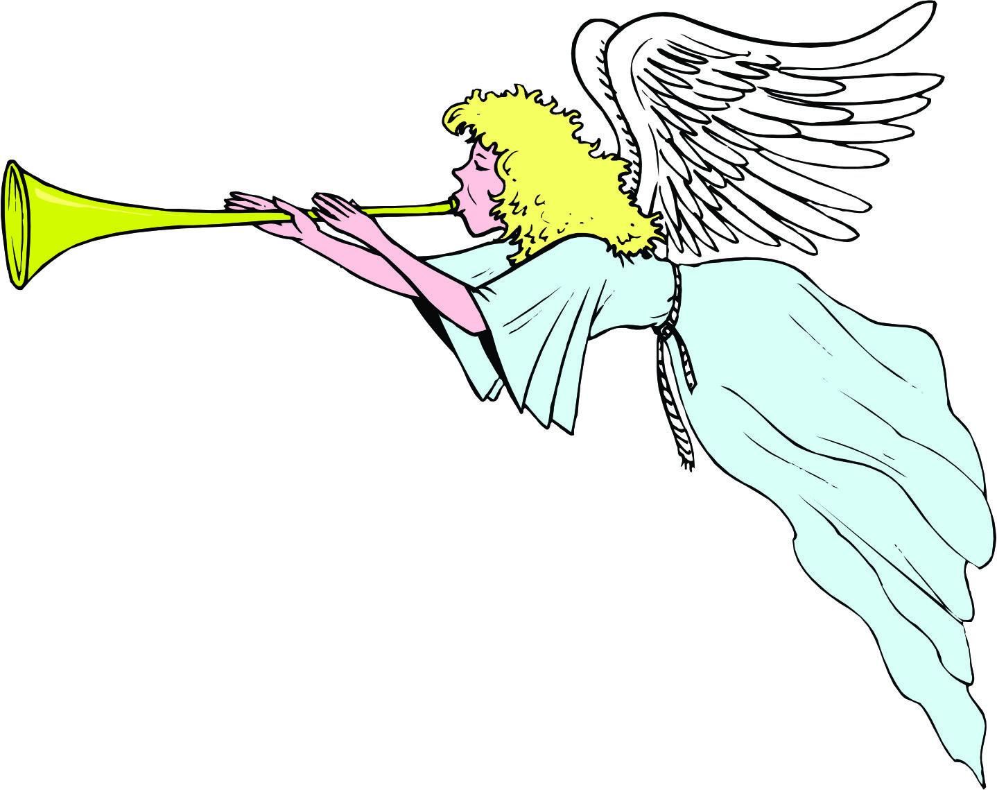 cartoon angel clipart - photo #21