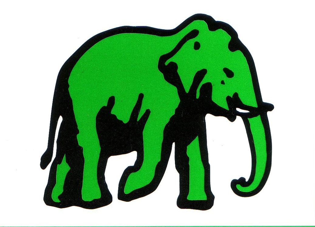 UNP Elephant Logo | photo page - everystockphoto