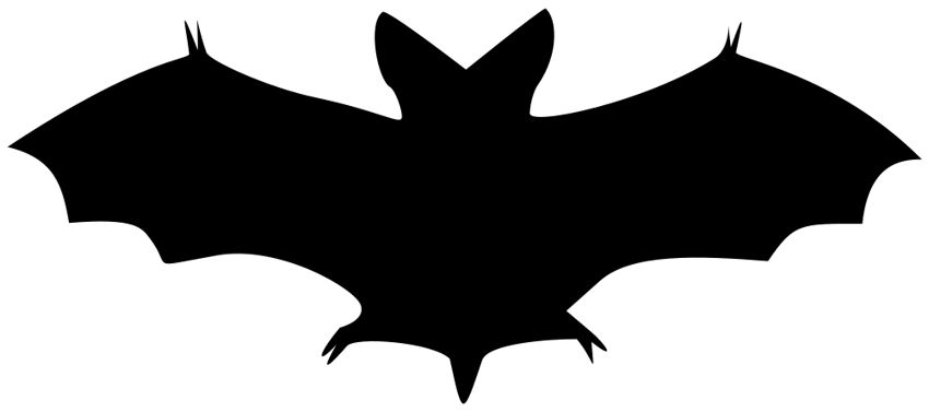 Free Halloween Clip Art - Bat - The Graphics Fairy