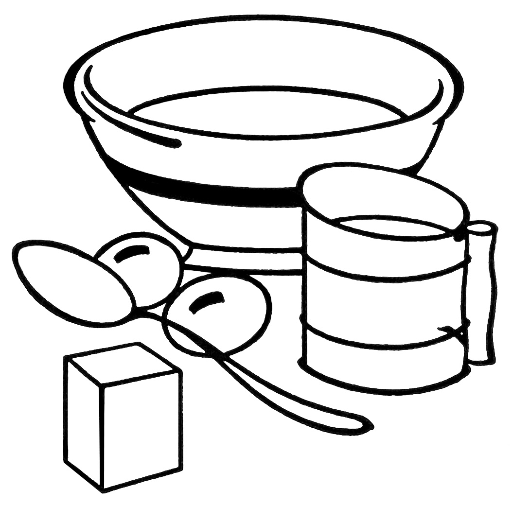 Cake Clipart Images Black And White : Baking Clip Art - Cliparts.co