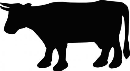 Animal Silhouette Clip Art - Cliparts.co