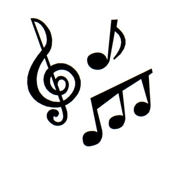 Free Music Note Clip Art Clipartsco