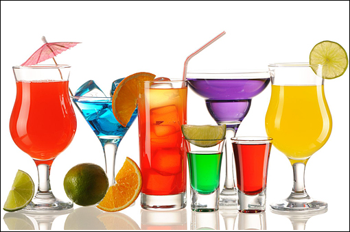 Pictures of alcoholic drinks for List of alcoholic mixed drinks